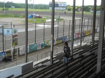 Racetrack in Alexandria