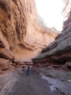 Visit to San Lorenzo Canyon