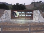 Malibu Creek State Park: MASH set