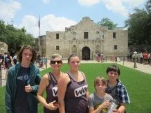 The Alamo, San Antonio, TX3