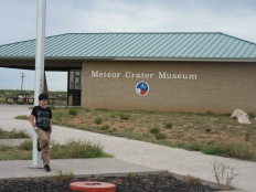 Meteor Crater, Odessa, TX2