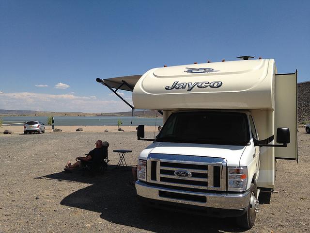 Cochiti Lake Beach, NM
