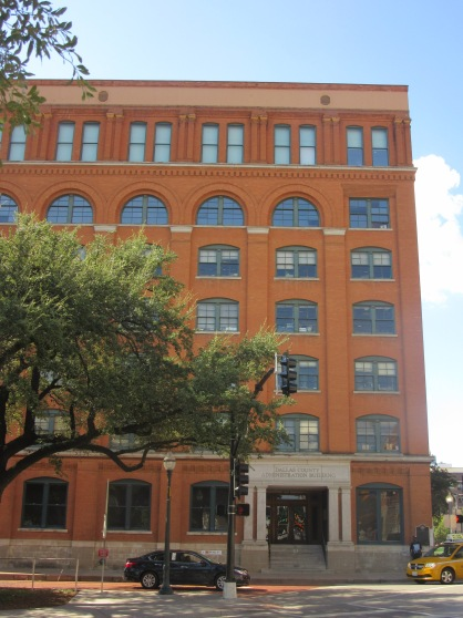 Dealey Plaza, Downtown Dallas9