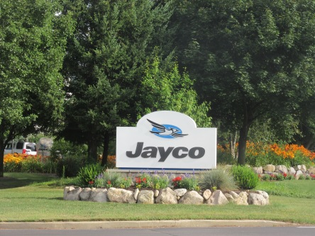 Jayco Factory, Middlebury, IN1