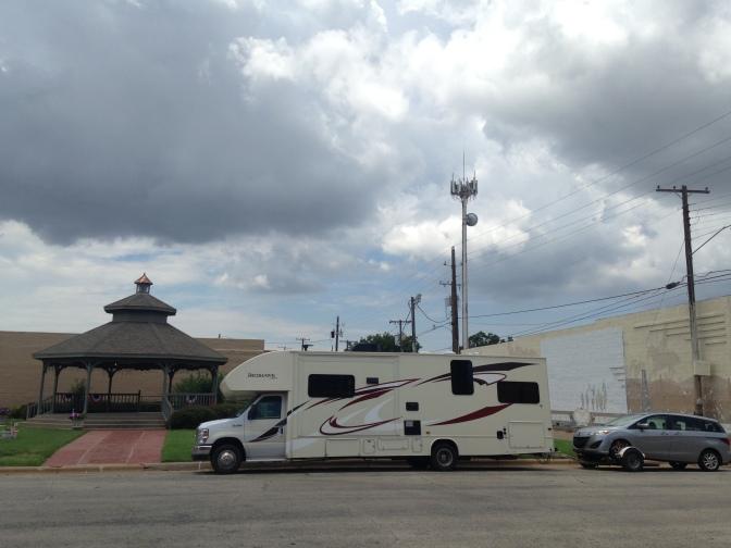 Olney, TX1