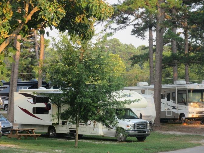 Treasure Isle RV Park, Hot Springs, AR9