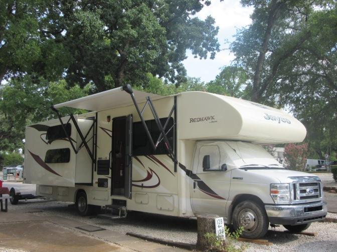 Treetops RV Resort, Arlington, TX1