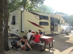 Treetops RV Resort, Arlington, TX4