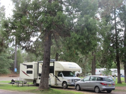 Mountain Man RV Park, Cave Junction, OR8