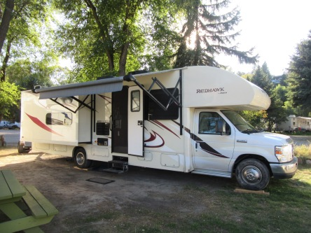 Wood Lake RV Park and Marina, Lake Country, BC1