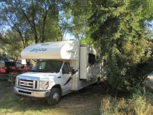 Wood Lake RV Park and Marina, Lake Country, BC2
