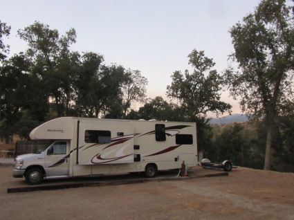 Sequoia Resort RV Park, Badger, CA9
