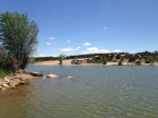 Santa Rosa Lake State Park, New Mexico