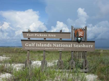 Fort Pickens - Gulf Islands NS1