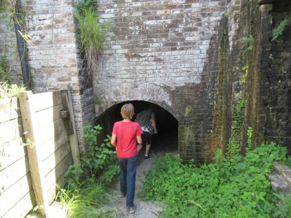 Fort Pickens - Gulf Islands NS27