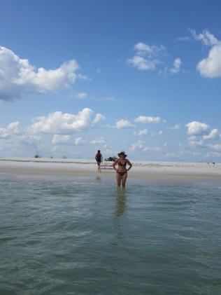 Gulf Islands NS Fort Pickens Beach6