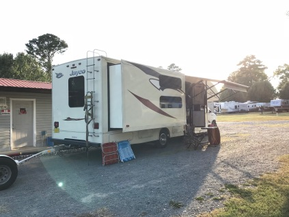 Leisure Time RV Park, Adairsville1