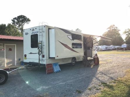 Leisure Time RV Park, Adairsville1