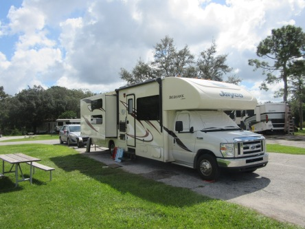 Orlando Thousand Trails RV Resort4