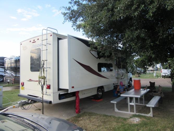 Ameristar RV Park, Vicksburg4