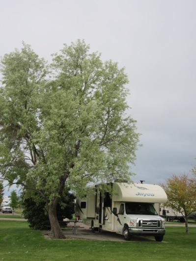 Robidoux RV Park, Gering, NE2